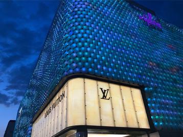 갤러리아 명품관, 블루라이트 캠페인 참여
